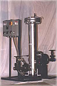 hot oil filtration